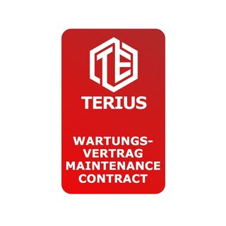 TERIUS ADVANCED VERSION - inklusive 7 TERIUS ADVANCED Extension Modul - ohne IP Data Compression Modul - mit Wartungsvertrag 24 Monate