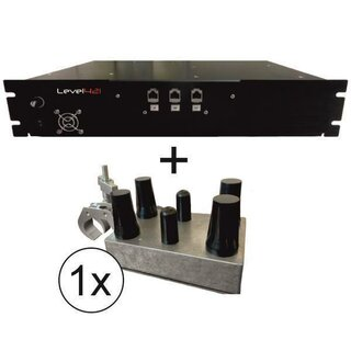 TERIUS ADVANCED VERSION - inklusive 1 TERIUS ADVANCED Extension Modul - mit IP Data Compression Modul - mit Wartungsvertrag 12 Monate